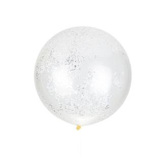 Disco Jumbo Confetti Balloon