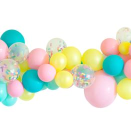 studio pep Ice Cream Balloon Garland