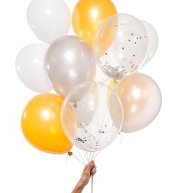 Metallic Party Balloons
