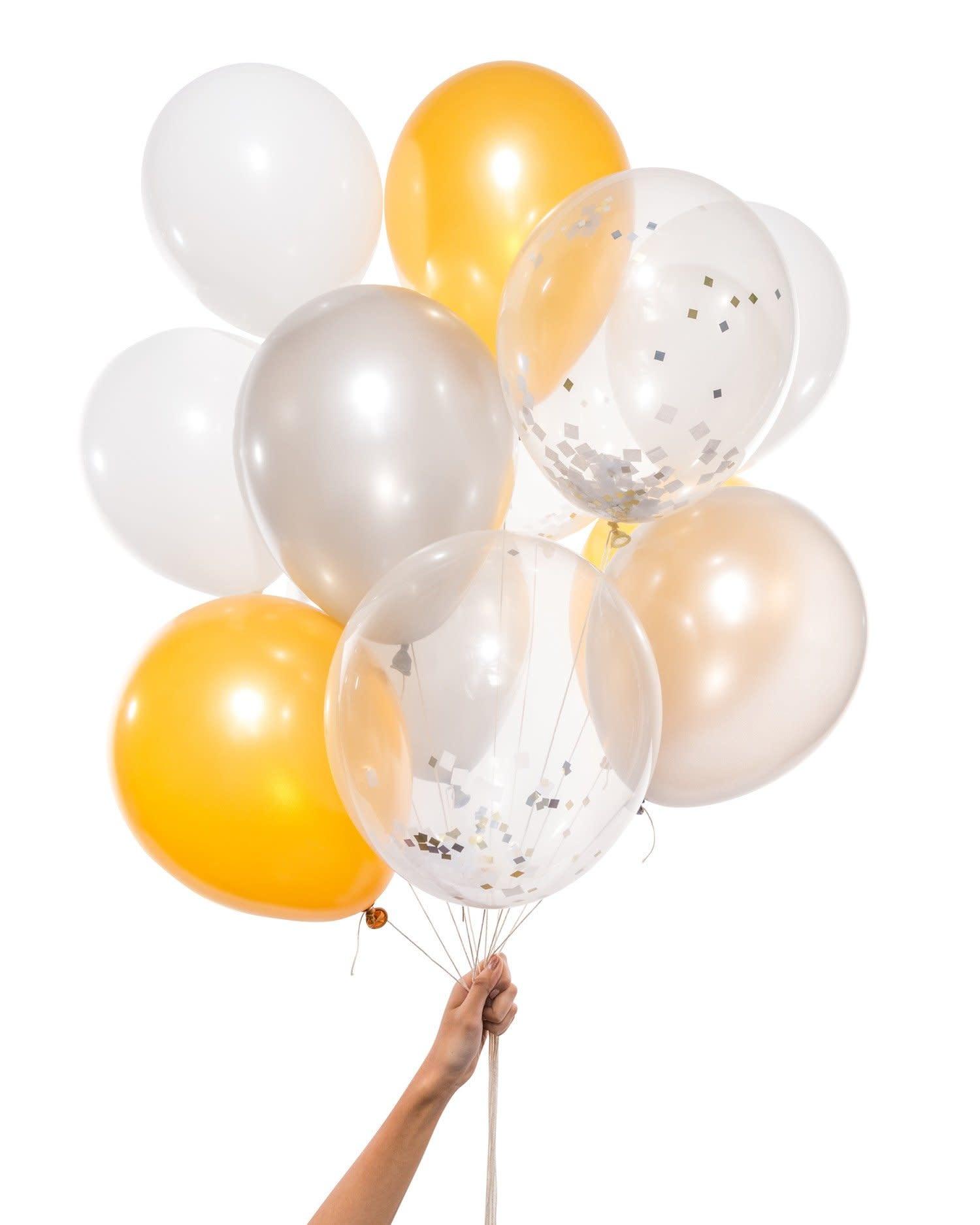 Metallic Party Balloons