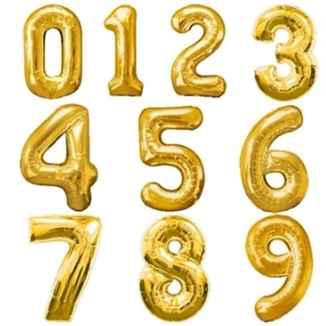 """34"""" Foil Number"""