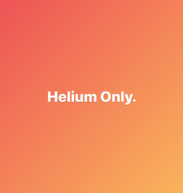 Helium 30in Balloon Blowup