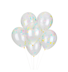 studio pep Cupcake Sprinkles Confetti Balloons