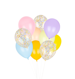 studio pep Peace and Love Classic Balloons