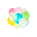 Hoppy Easter Classic Balloons