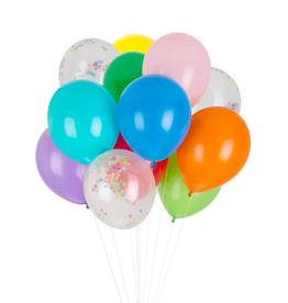 studio pep Rainbow Classic Balloons