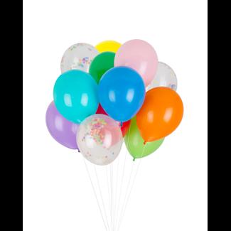 Rainbow Classic Balloons