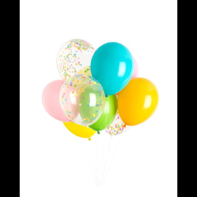 Happy Classic Balloons