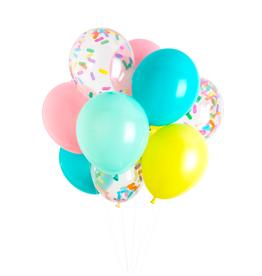 studio pep Ice Cream Classic Balloons