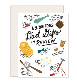 Slightly Dad Gifts in Review Card