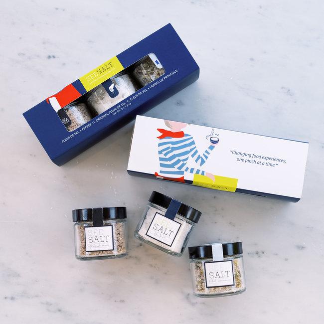 French Sea Salt Essentials Pack