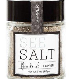 See Salt See Salt and Pepper