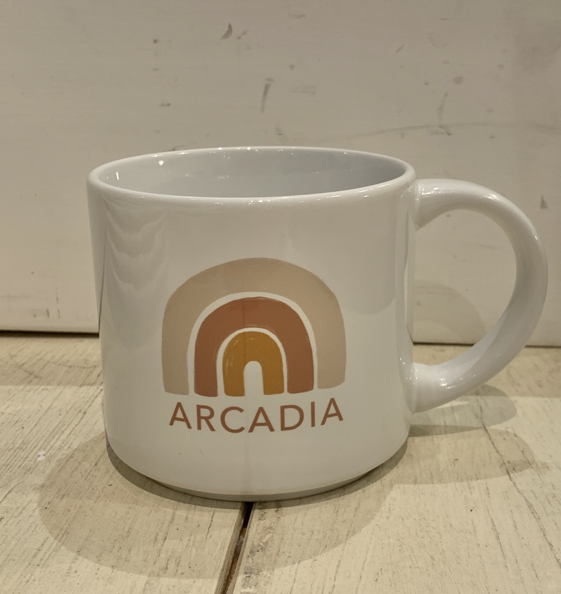 Anthony & Stork Arcadia Rainbow Mug