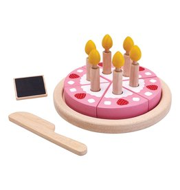 PlanToys Inc Birthday Cake Set