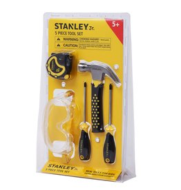 stanley jr. 5pc. Tool Set