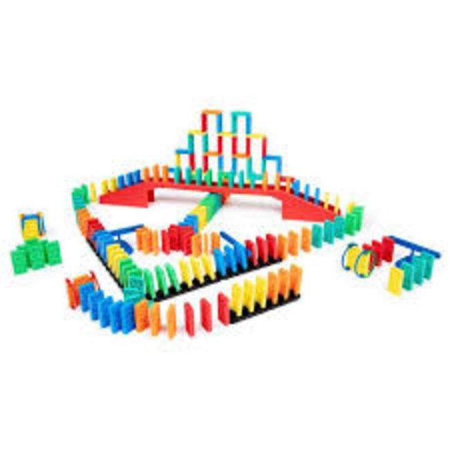 Ultimate Kinetic Domino Toppling Kit