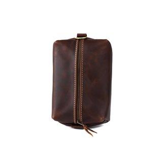 Heirloom Toiletry Travel Bag - Oxford Brown
