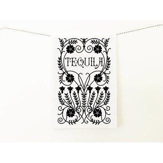 Tequila Speakeasy Tea Towel