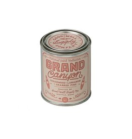 good & Wells Supply co. Grand Canyon Candle