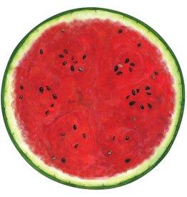 Die-Cut Watermelon Placemat