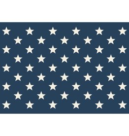 Stars Paper Placemats