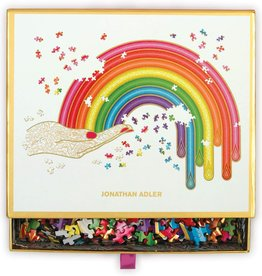 Chronicle Jonathan Adler Rainbow Puzzle
