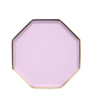 Lilac Dinner Plate