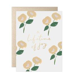 Our Heiday Lifetime of Joy Card