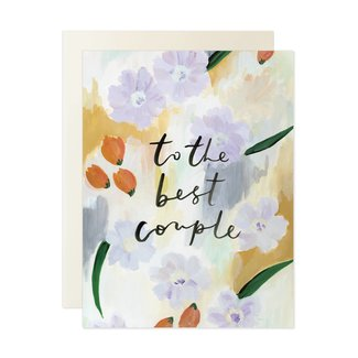 To Best Couple Card