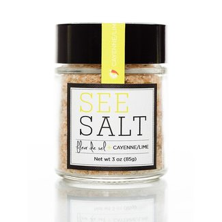 See Salt Cayenne & Lime