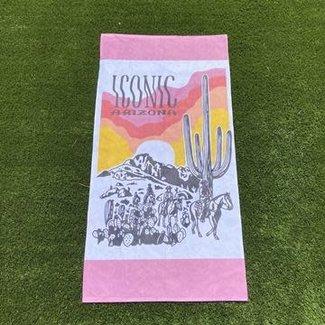 The Mirage Beach Towel