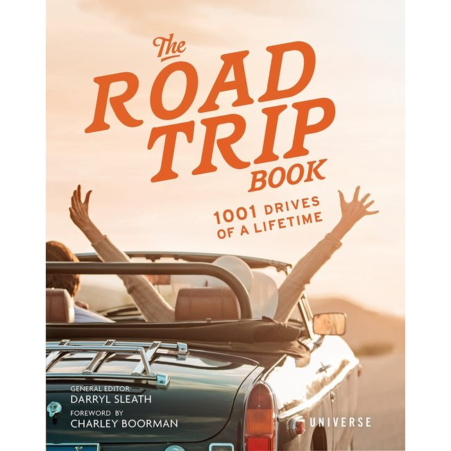 The Road Trip Book