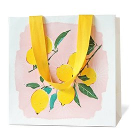 Driscoll Design Lemon Gift Bag