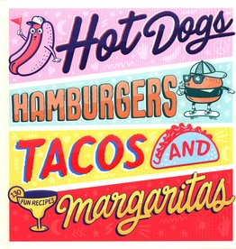Penguin Random House Hotdogs Hamburgers Tacos