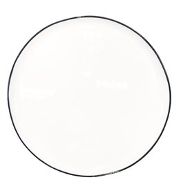 Canvas Abbesses Medium Plate (Salad)