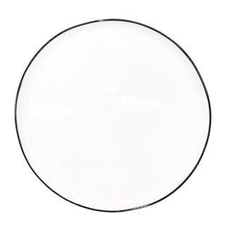 Abbesses Medium Plate (Salad)