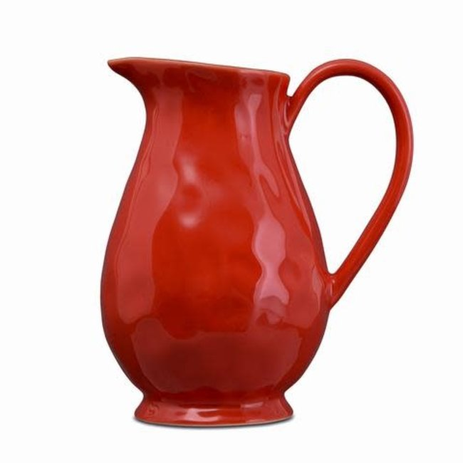 Cantaria Pitcher Poppy Red