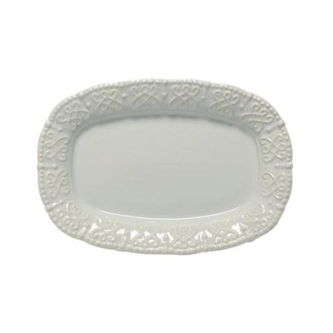 Historia Small Oval Platter