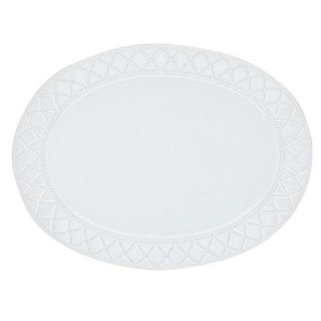 Alegria Oval Platter, Large