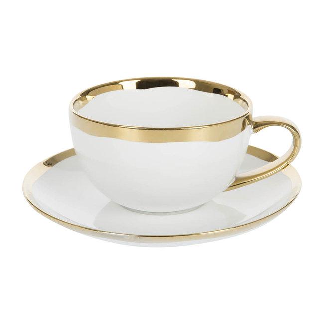 Dauville Cup & Saucer