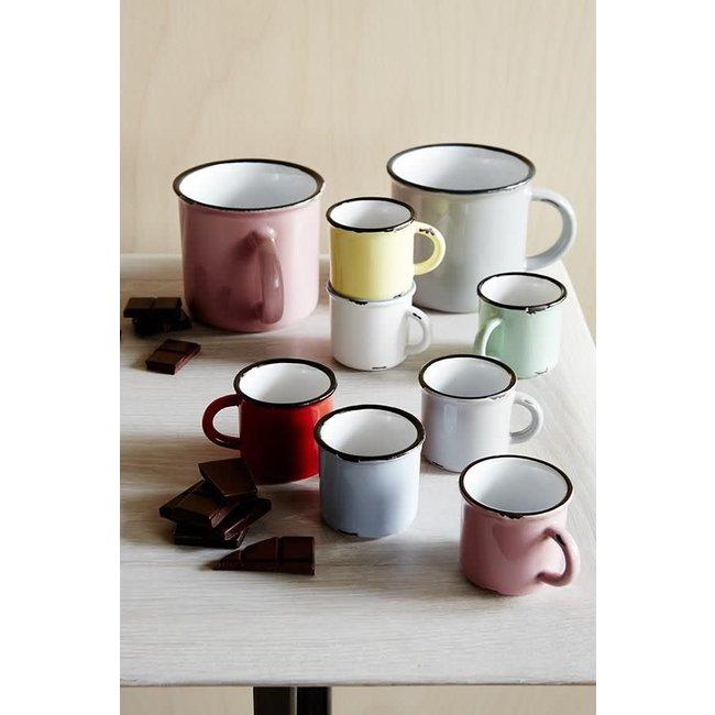 Tinware Mug