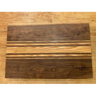 Walnut/Maple Cutting Board, Large