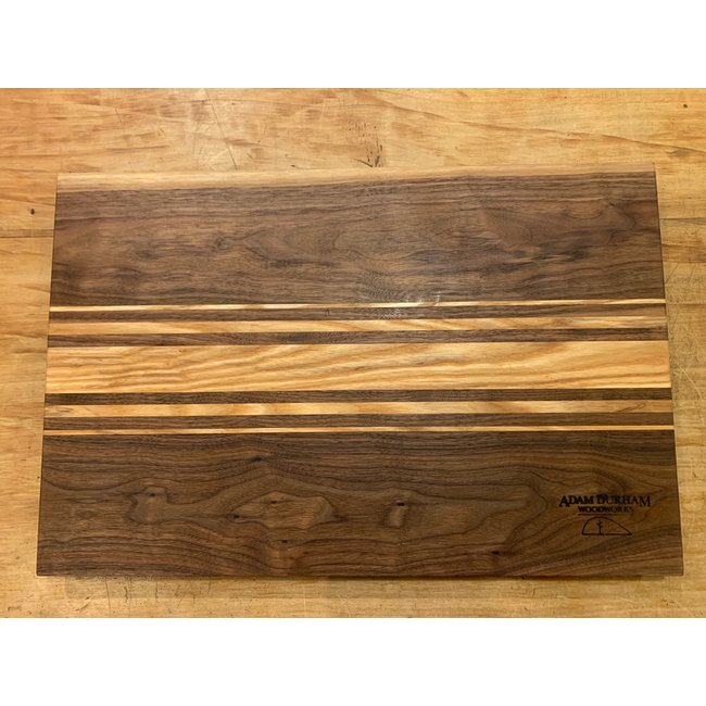Walnut/Maple Cutting Board, Large