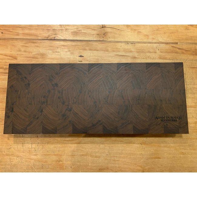 Endgrain Walnut Board