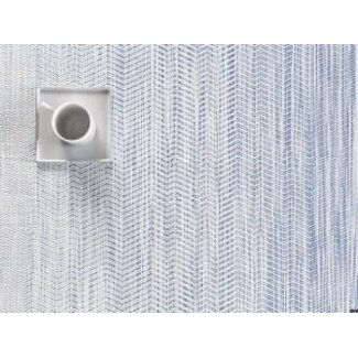 Wave Placemat Blue