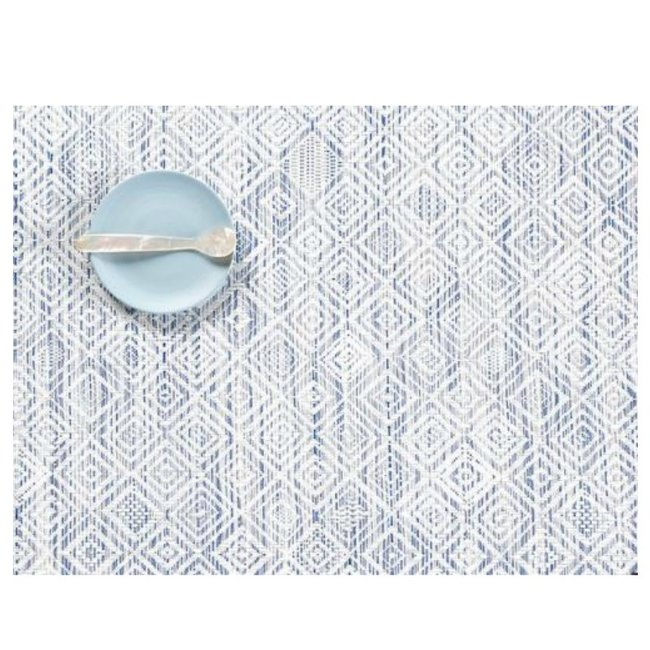 Mosaic Blue Placemat