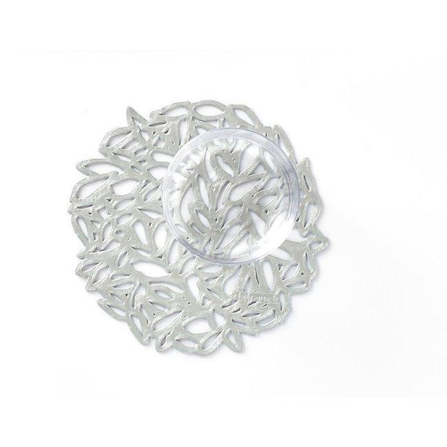 Pressed Petal Coasters- Glacier