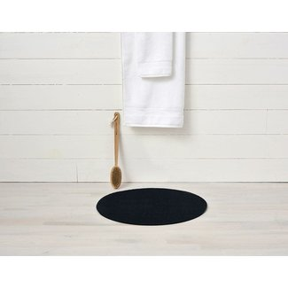 Dot mat round shape BLACK