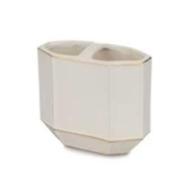 St. Honore Toothbrush Holder White
