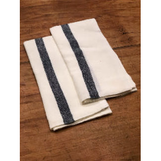 Laundered White/Indigo Nakin